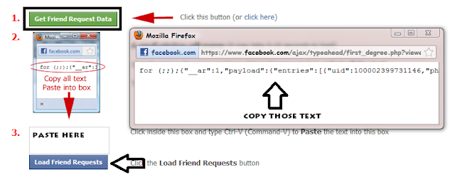how to cancel your friend request on facebook