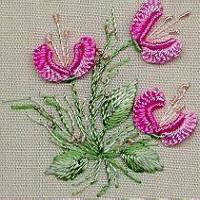 Beautiful Embroidery Design Art
