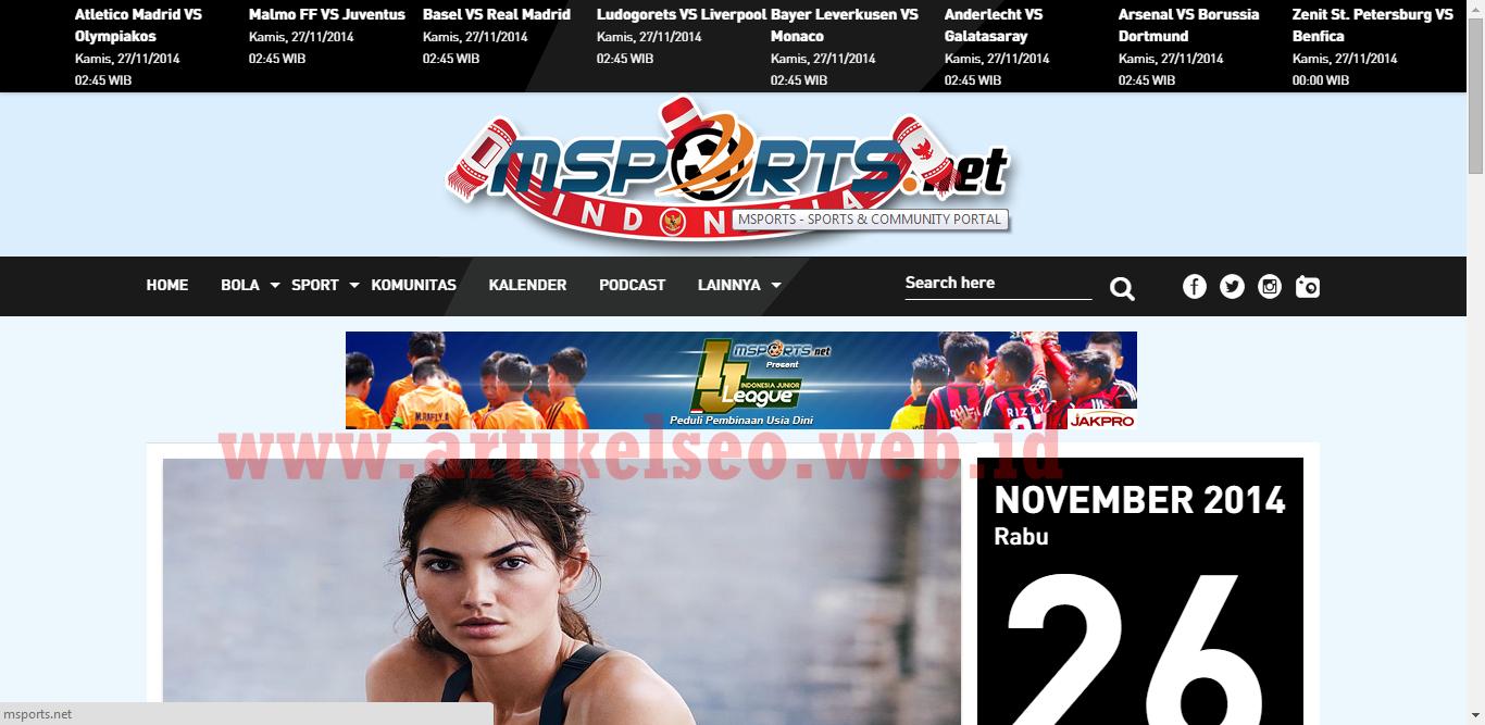 MSPORTS.net