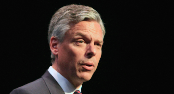Jon Huntsman 2012 US