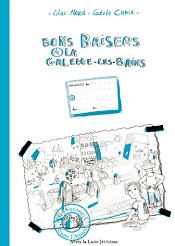 """Lilas NORD  et  Carole CHAIX  """"Bons baisers de La Galette-les-Bains"""""""