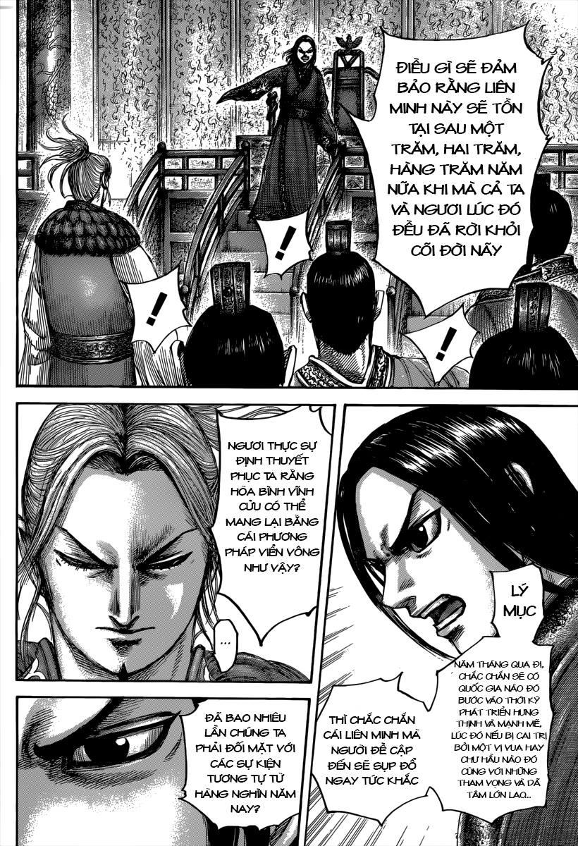 Kingdom – Vương Giả Thiên Hạ (Tổng Hợp) chap 490 page 15 - IZTruyenTranh.com