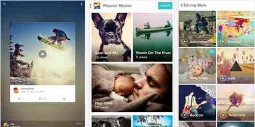 Aplikasi Untuk Menggabungkan Lagu dan Foto Di Tablet Android