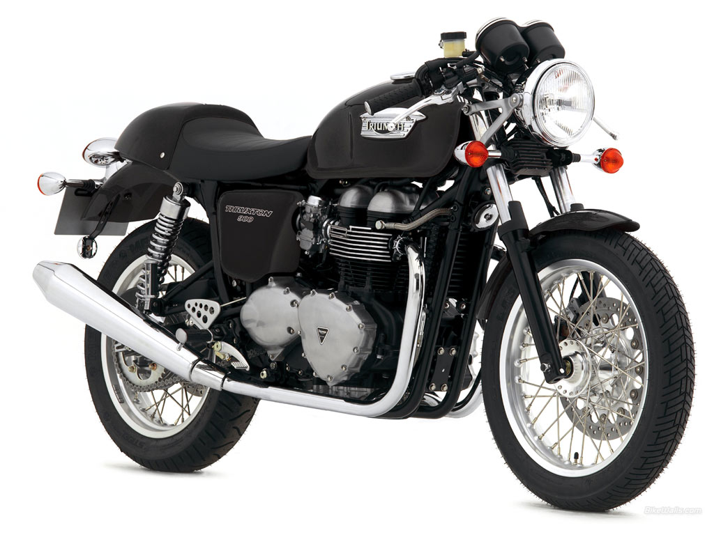 Honda Dealers In Ct >> Ideal Bikes: Classic Triumph Motorcycles