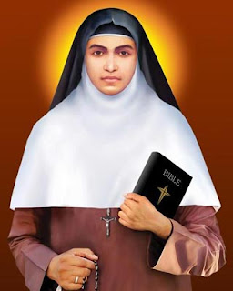 Saint Alphonsa Muttathupadathu