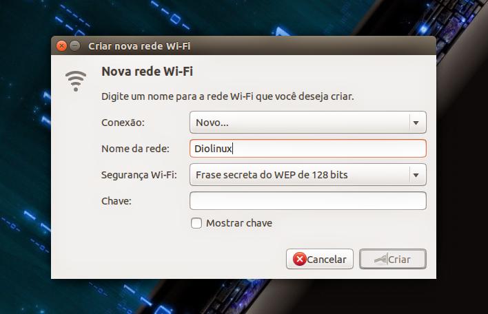 Criando uma rede Wi-Fi no Ubuntu