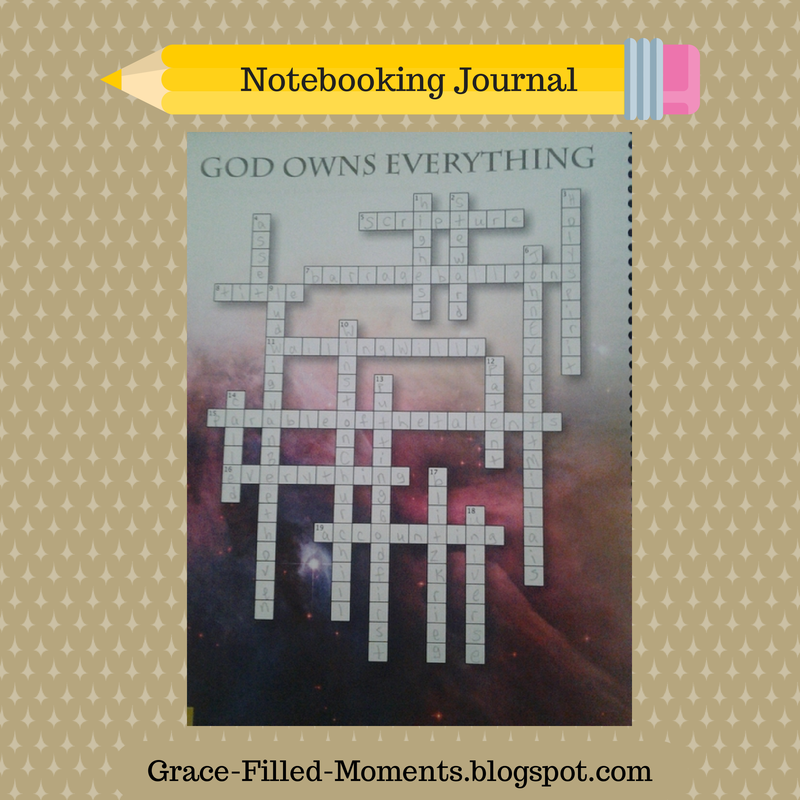 A Review from Grace-Filled-Moments.blogspot.com