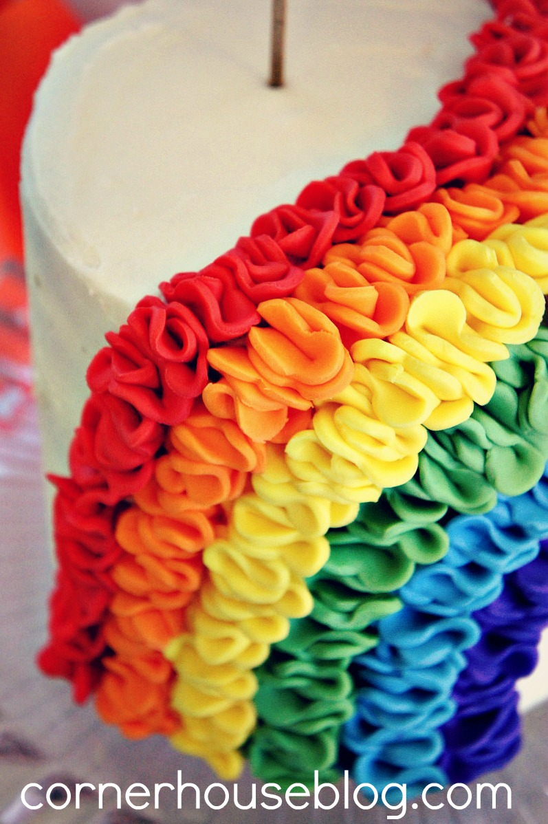 Rainbow Wedding Cakes 26 Ideal It is sure to