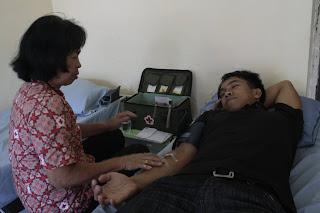 Donor Darah Kemasos