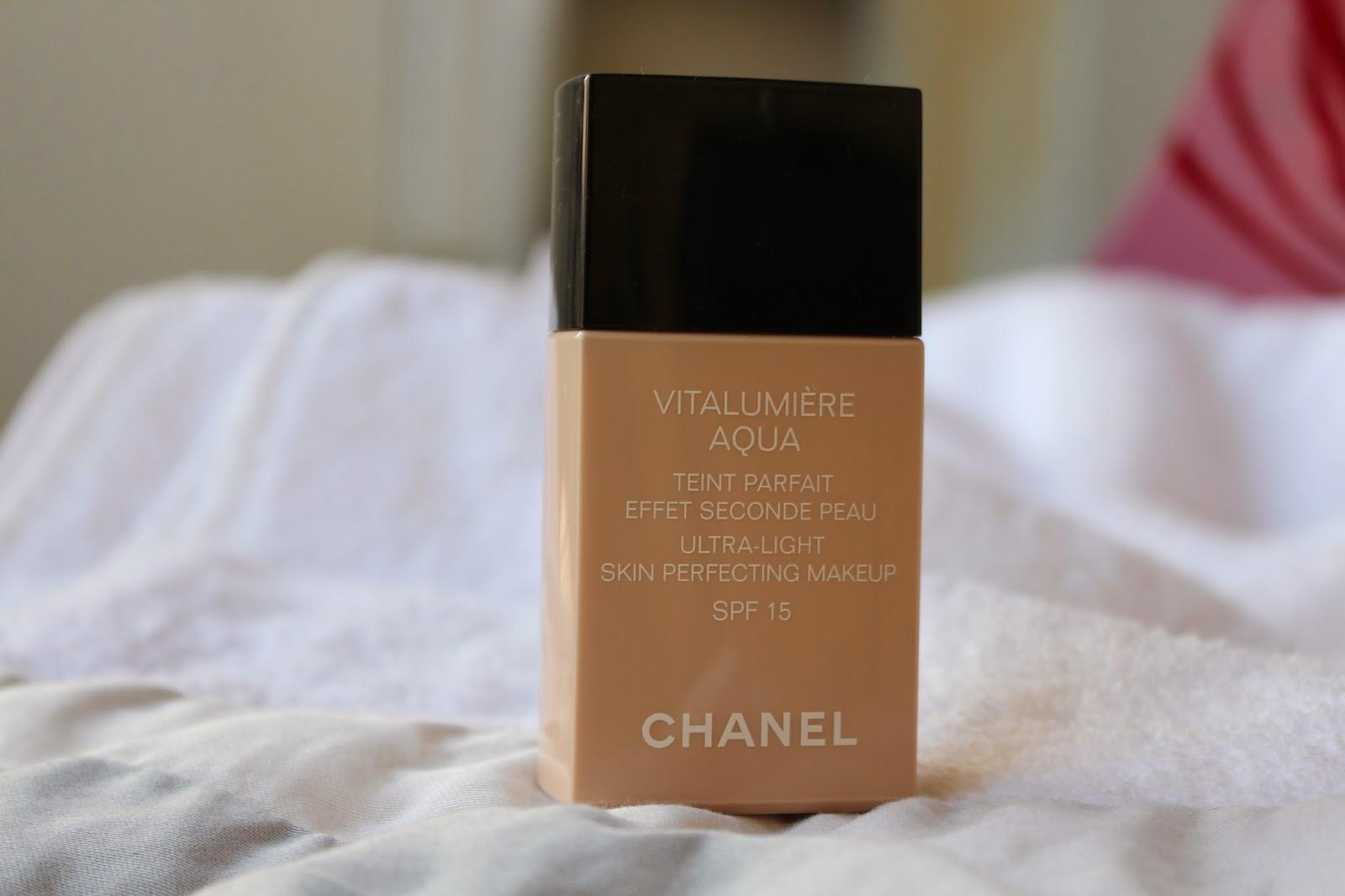 Chanel Vitalumiere Aqua