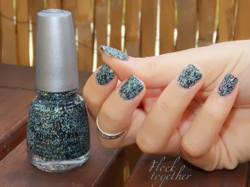 vernis china glaze flock together blog beauté psychosexy