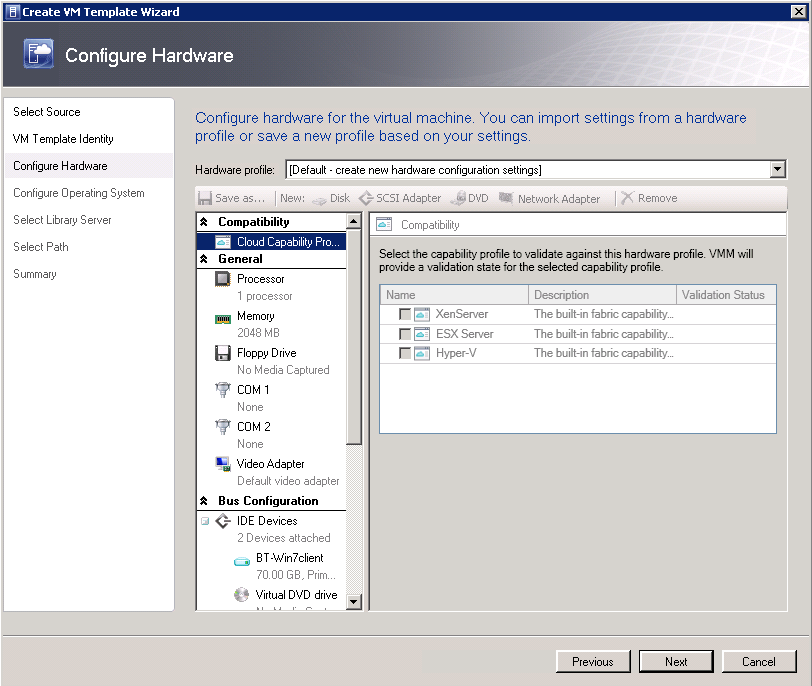 Kevin Greene IT Blog: Cloud Management with System Center - Creating ...