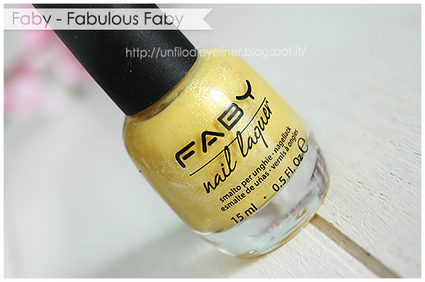 Swatch & Review: Faby - Fabulous Faby Collection Hi Honey!