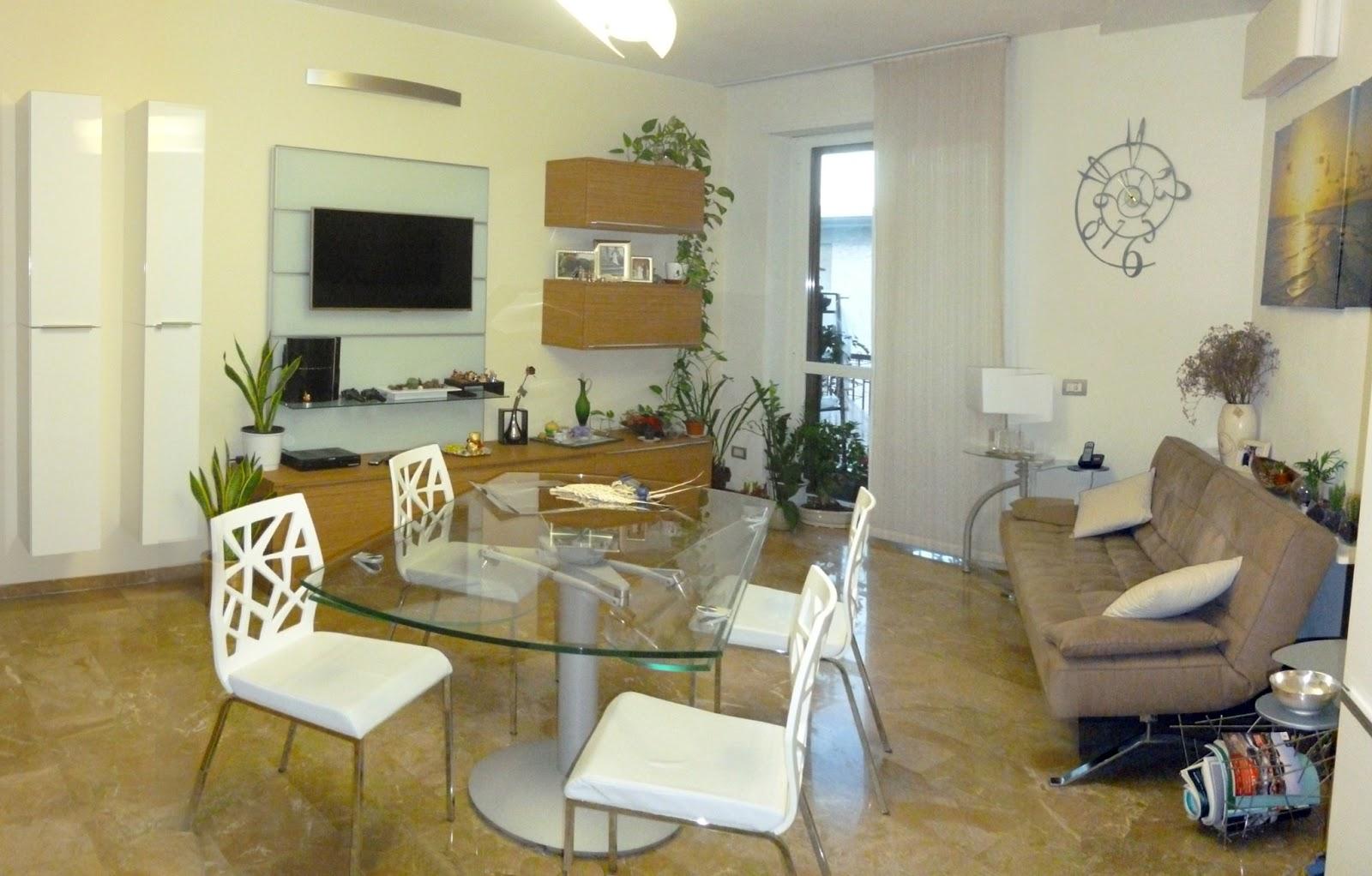 Riabitare easy chic appartamento anni 39 60 milano italy for Case da architetto