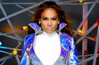 J.Lo is going In *video