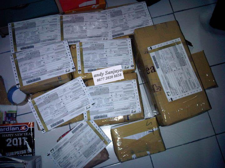 paket barang