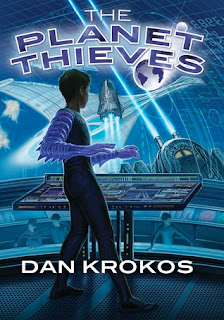 The Planet Thieves: Tour Stop & Giveaway!