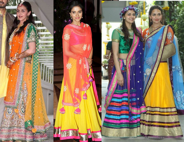 Clothes For Mehndi Ceremony : Style guide: what to wear your mehendi bling sparkle