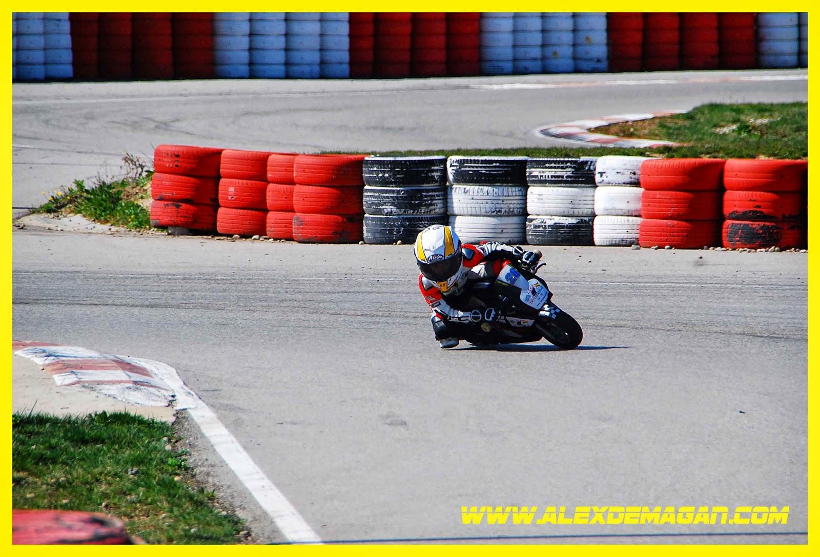 Circuito Los Arcos : Alexdemagán ª carrera liga interescuelas circuito