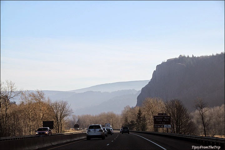 Scenic Route, Oregon I-84