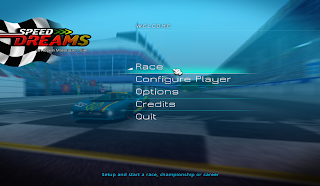 speed dreams 2.0 screenshot