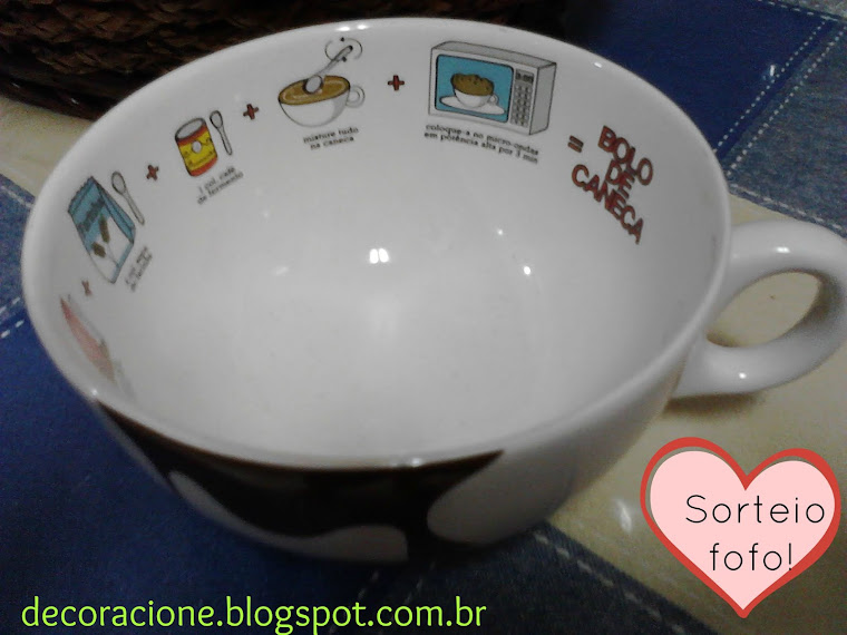 1º Sorteio do blog