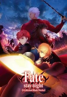 Đêm Định Mệnh: Vô Hạn Kiếm Giới - Fate/stay night: Unlimited Blade Works