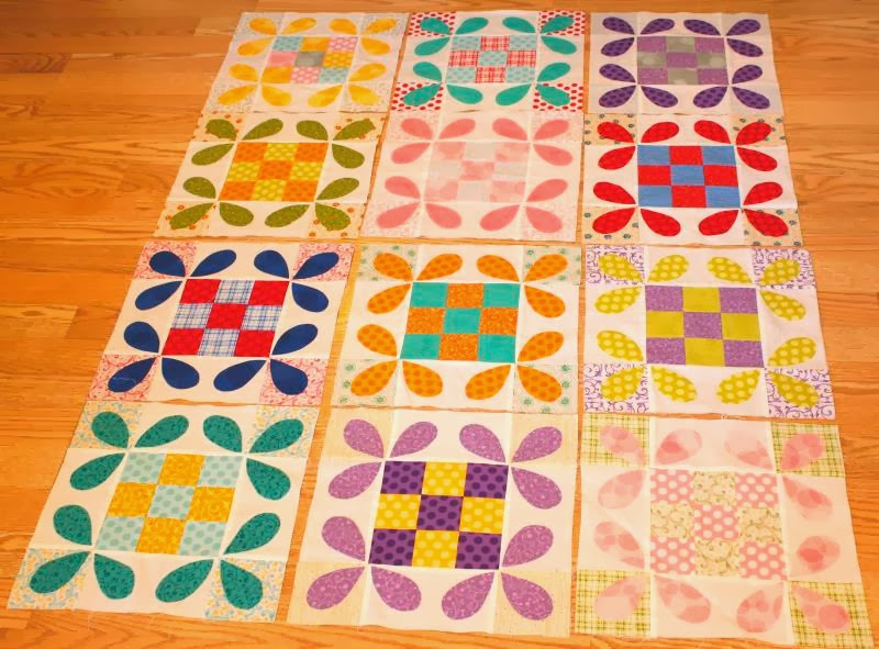 Why Not Sew?: Honey Bee Quilt Tutorial : bee quilt pattern - Adamdwight.com