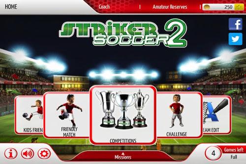 Jogo Striker Soccer 2 Dinheiro Infinito