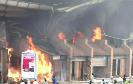 Incendie au march central de bujumbura des s n galais for Ministere des senegalais de l exterieur