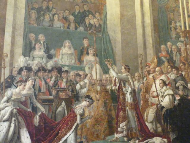peinture sacre napoléon