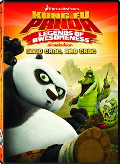 Kung Fu Panda Good Croc Bad Croc (2013) 720p DVDRip Full Movie Free Download Single Link
