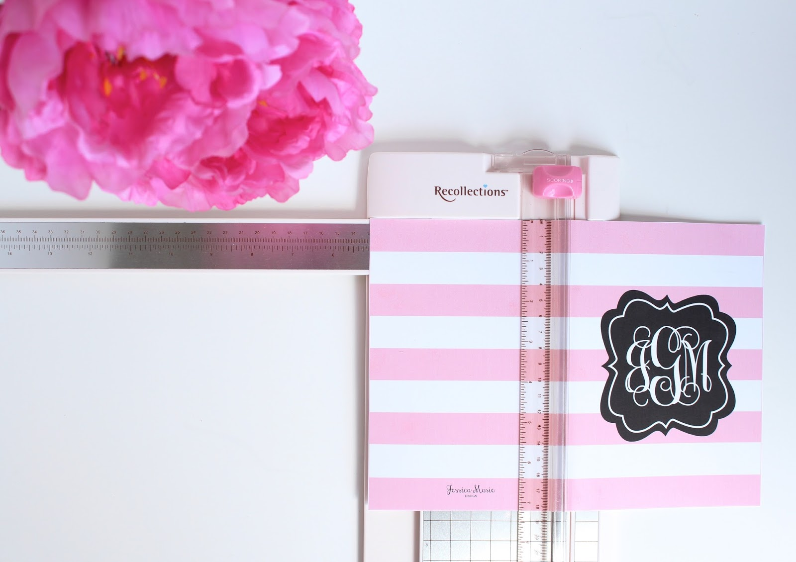 Free DIY Printable Notebooks by Jessica Marie Design