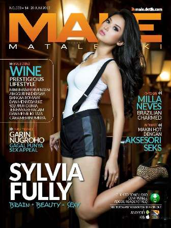 MALE Edisi 033 - Sylvia Fully