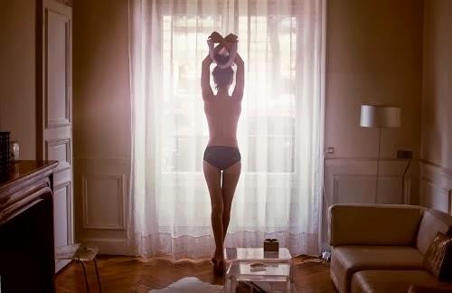 Misss tiffany ile karşı pencere...