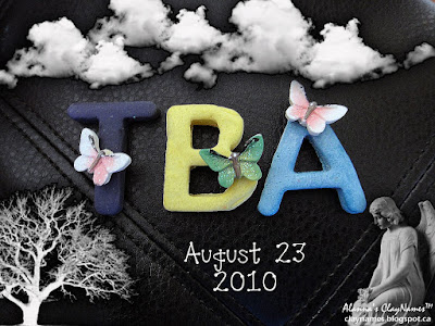 TBA August 23 2010