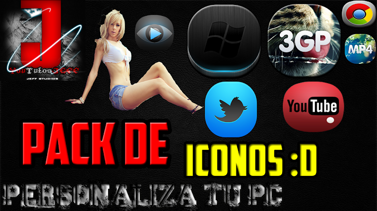 PACK DE ICONOS PARA PC | 2015