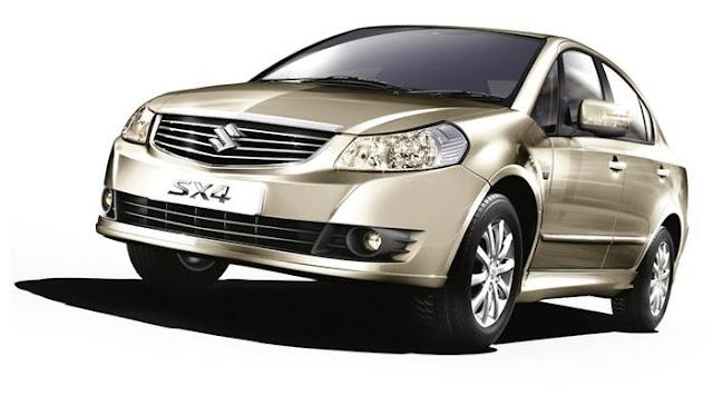 Maruti SX4 2013