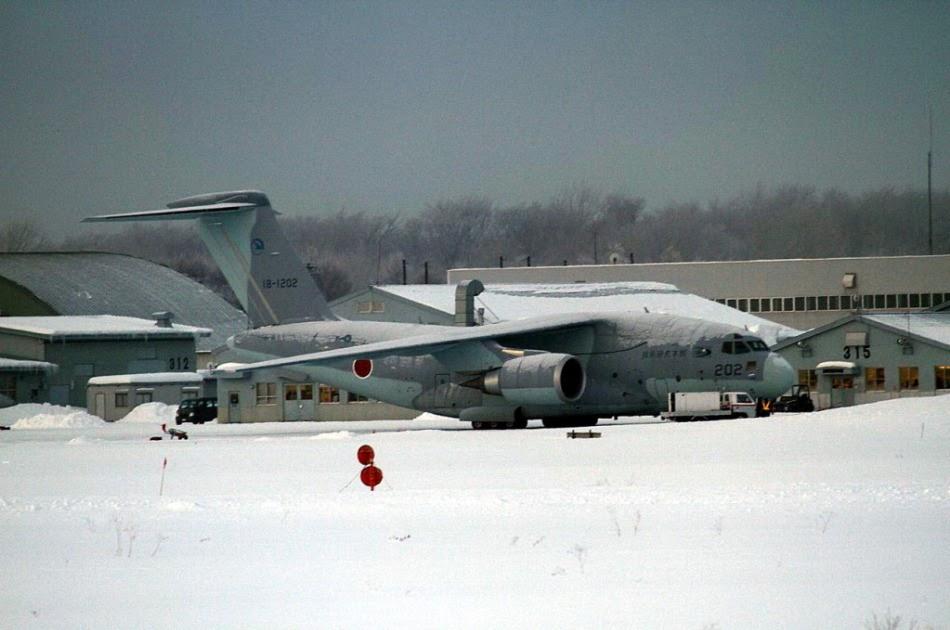 Jasdf Kawasaki C 2 Xc 2 Military Transport Aircraft Global Military Review