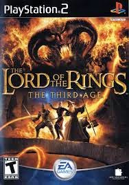 Free Download Games Lord Of The Rings The Third Age ps2 iso for pc Full Version