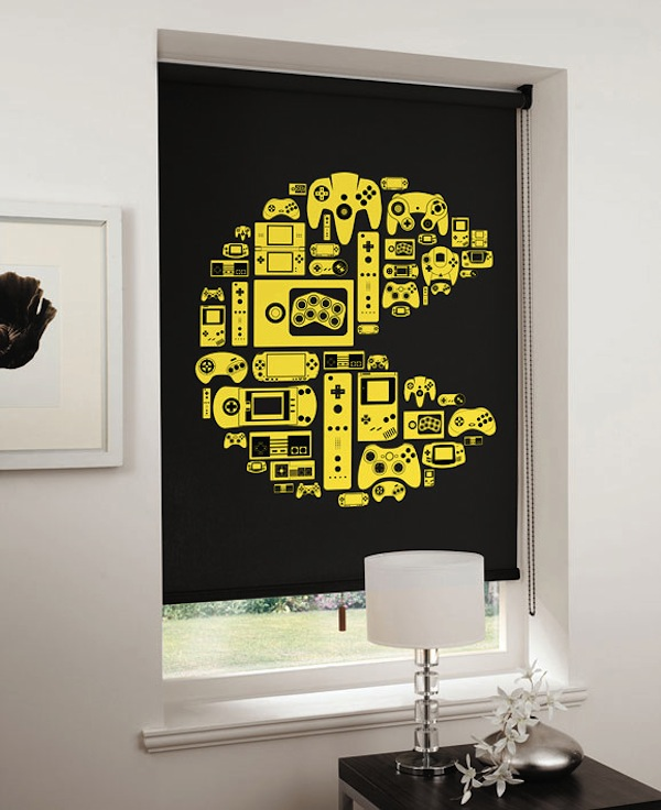 10 Cool Video Game Inspired Home Accessories | Studio Three 2012