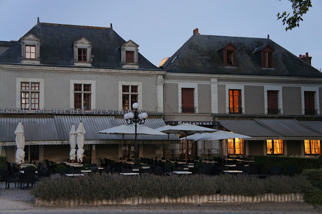 hotel du grand saint michel, chambord, france