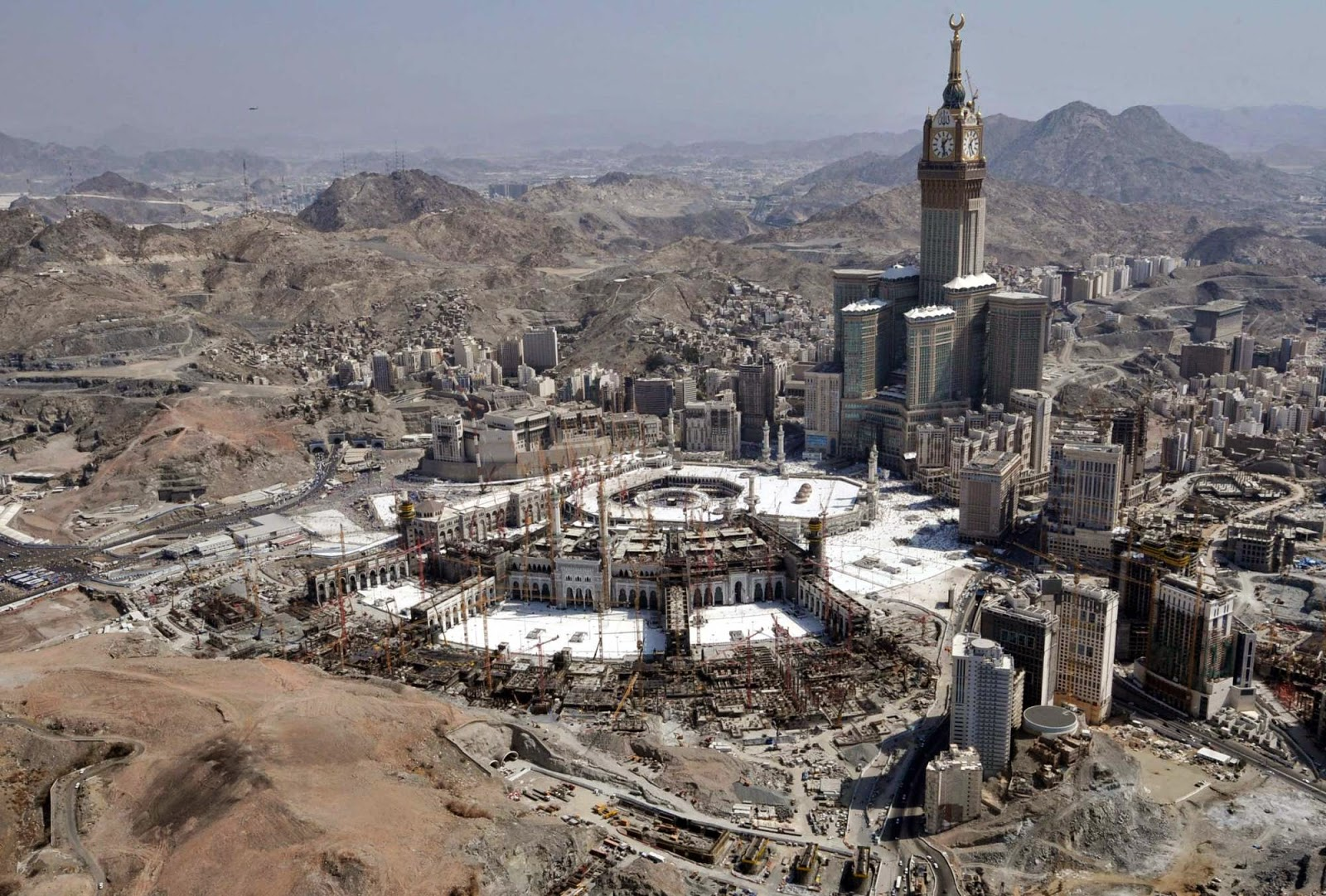 an overview of the islamic religions holiest city of mecca Etymology and usage mecca is the familiar form of the english transliteration for the arabic name of the city, although the official transliteration used by the saudi government.