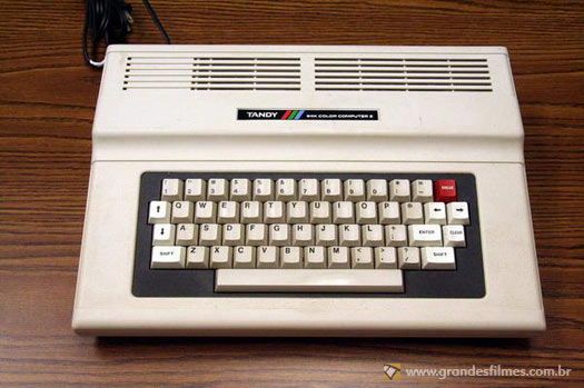 Computador TRS-80 Color Computer