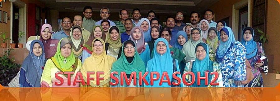 STAFF SMK PASOH DUA