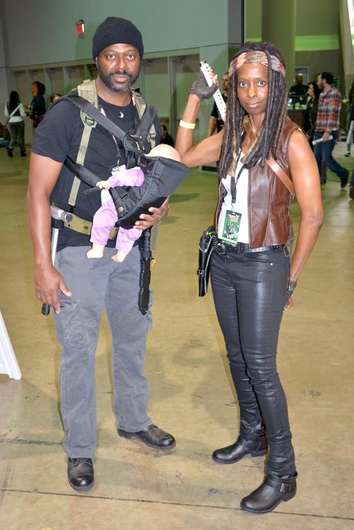 Walker Stalker Con 2015