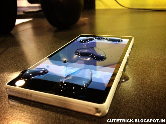 Sony Xperia Z | CuteTrick