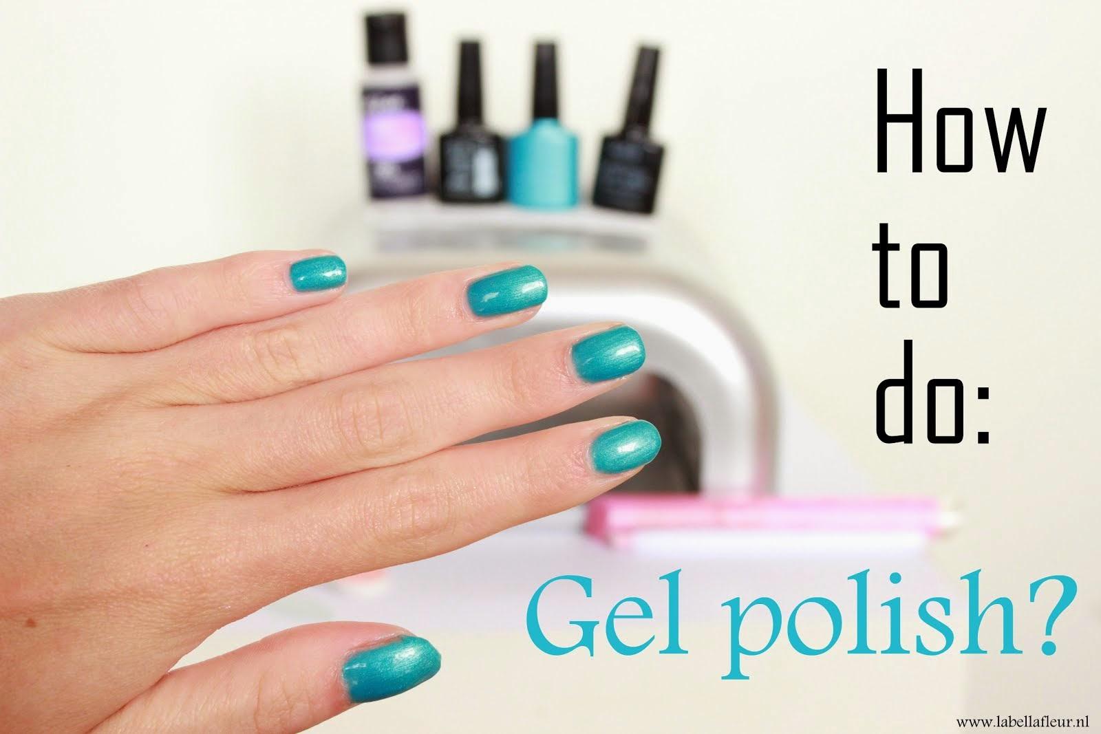 Gel polish: