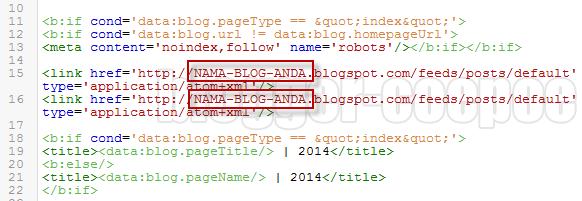 Cara Setting META Keyword Blog Untuk SEO Blog