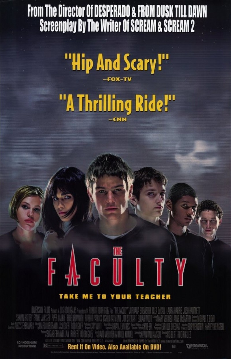 happyotter the faculty 1998